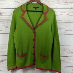 Boden. Button Down Pocket Cardigan.